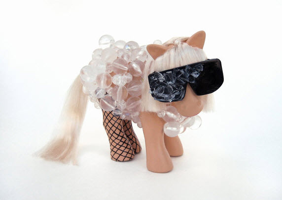 Lady Gaga My Little Pony