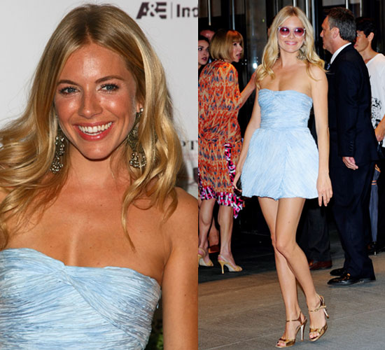 Sienna Miller Sept Issue Premiere