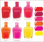 Zoya summer 09 collection
