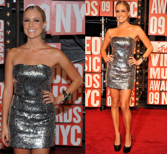 Kristin Cavallari Sequin Dress
