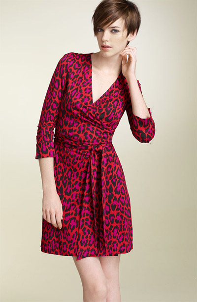 Diane Von Furstenberg Julian Dress