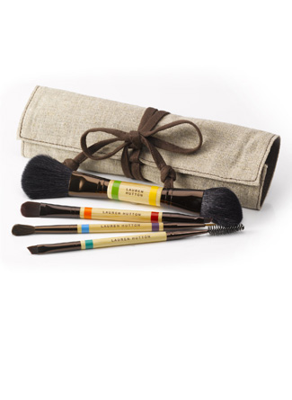Lauren Hutton Bamboo Brush Set