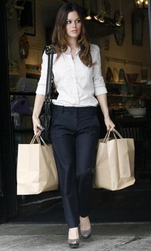 Rachel Bilson Trousers